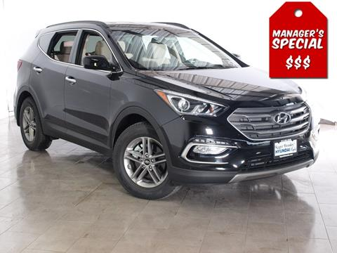 2017 Hyundai Santa Fe Sport for sale in New Braunfels, TX