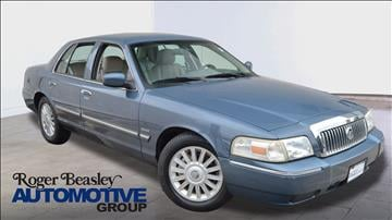 2010 Mercury Grand Marquis for sale in New Braunfels, TX
