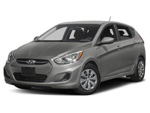 2017 Hyundai Accent for sale in New Braunfels, TX
