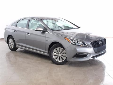 2017 Hyundai Sonata Hybrid for sale in New Braunfels, TX