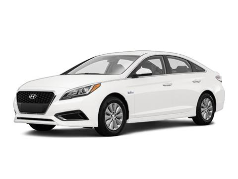 2017 Hyundai Sonata Hybrid for sale in New Braunfels TX