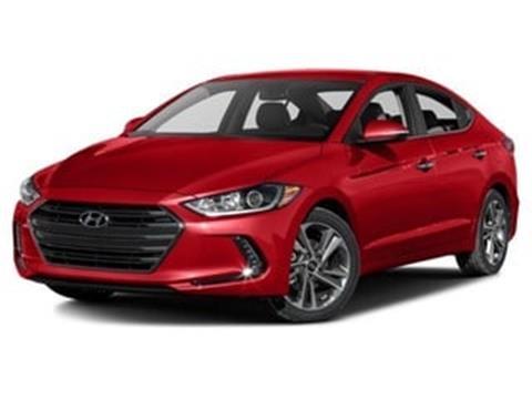 2017 Hyundai Elantra for sale in New Braunfels TX