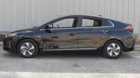 2017 Hyundai Ioniq Hybrid for sale in New Braunfels TX