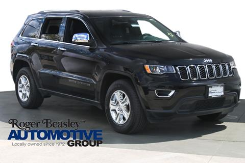 2017 Jeep Grand Cherokee for sale in New Braunfels TX