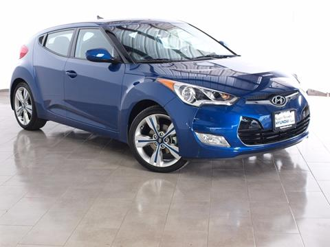 2017 Hyundai Veloster for sale in New Braunfels TX