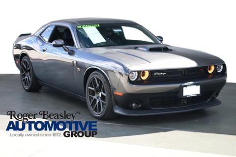 2016 Dodge Challenger for sale in New Braunfels, TX