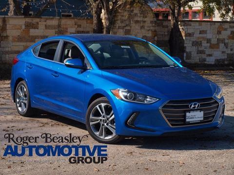 2018 Hyundai Elantra for sale in New Braunfels, TX