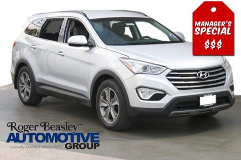 2014 Hyundai Santa Fe for sale in New Braunfels TX