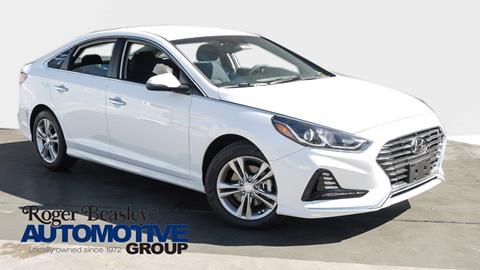 2018 Hyundai Sonata for sale in New Braunfels TX