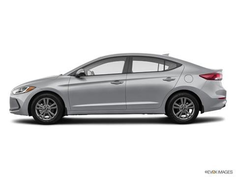 2018 Hyundai Elantra for sale in New Braunfels TX