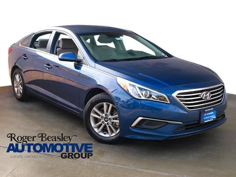 2016 Hyundai Sonata for sale in New Braunfels TX