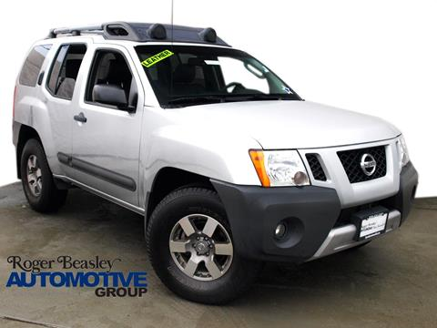2012 Nissan Xterra for sale in New Braunfels TX