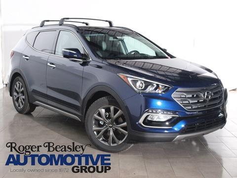 2018 Hyundai Santa Fe Sport for sale in New Braunfels TX