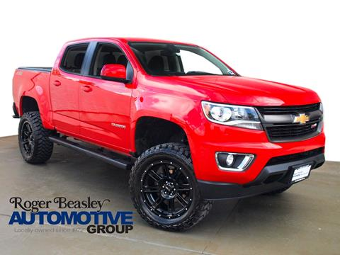 2016 Chevrolet Colorado for sale in New Braunfels TX