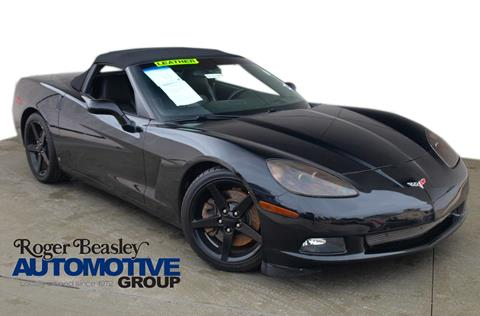 2008 Chevrolet Corvette for sale in New Braunfels, TX
