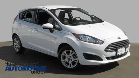 2016 Ford Fiesta for sale in New Braunfels TX