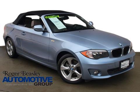 2013 BMW 1 Series for sale in New Braunfels TX
