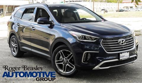 2018 Hyundai Santa Fe for sale in New Braunfels TX