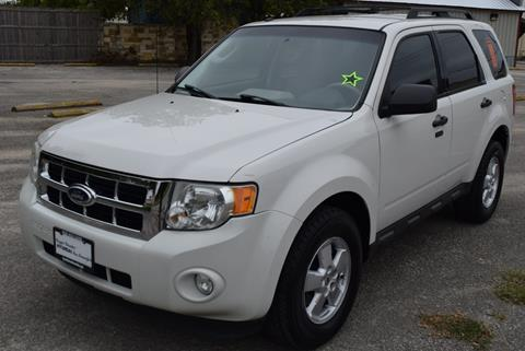 2010 Ford Escape for sale in New Braunfels, TX
