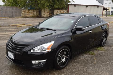 2012 Nissan Maxima for sale in New Braunfels, TX