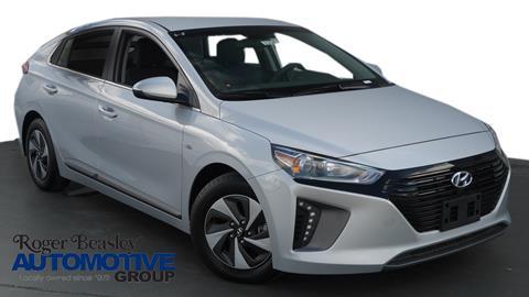 2017 Hyundai Ioniq Hybrid for sale in New Braunfels, TX
