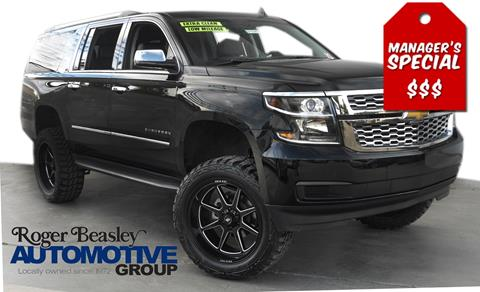 2017 Chevrolet Suburban for sale in New Braunfels TX