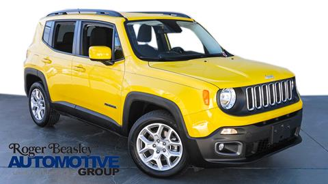 2017 Jeep Renegade for sale in New Braunfels TX