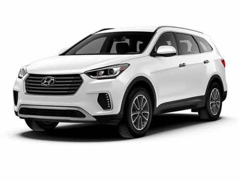 2017 Hyundai Santa Fe for sale in New Braunfels TX