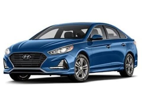 2018 Hyundai Sonata for sale in New Braunfels TX