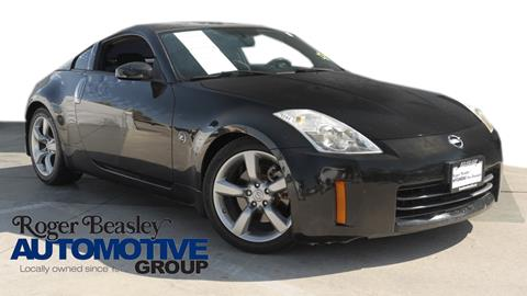 2006 Nissan 350Z for sale in New Braunfels TX