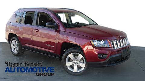 2017 Jeep Compass for sale in New Braunfels TX