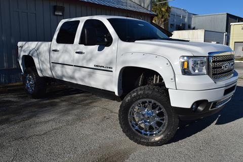 2013 GMC Sierra 2500HD for sale in New Braunfels, TX