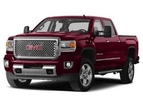 2016 GMC Sierra 2500HD for sale in New Braunfels, TX