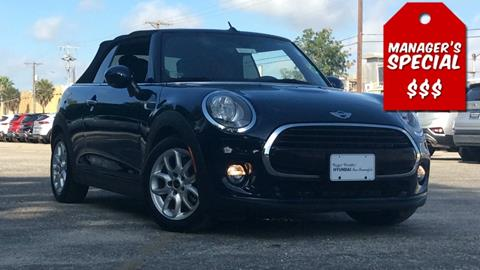 2017 MINI Convertible for sale in New Braunfels, TX