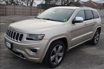 2014 Jeep Grand Cherokee for sale in New Braunfels, TX