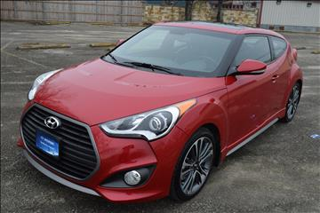 2016 Hyundai Veloster Turbo for sale in New Braunfels, TX