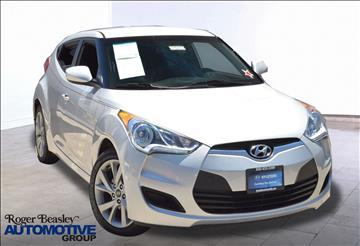 2016 Hyundai Veloster for sale in New Braunfels, TX