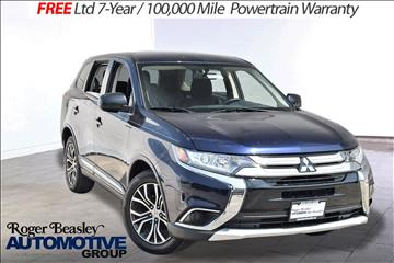 2016 Mitsubishi Outlander for sale in New Braunfels, TX