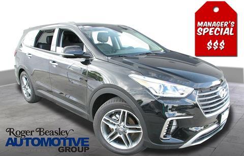 2017 Hyundai Santa Fe for sale in New Braunfels, TX