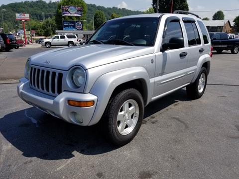 2004 Jeep Liberty for sale in Knoxville, TN