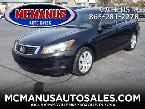 2009 Honda Accord for sale in Knoxville, TN