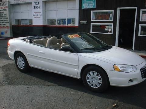 2004 Chrysler Sebring for sale in Johnson City NY