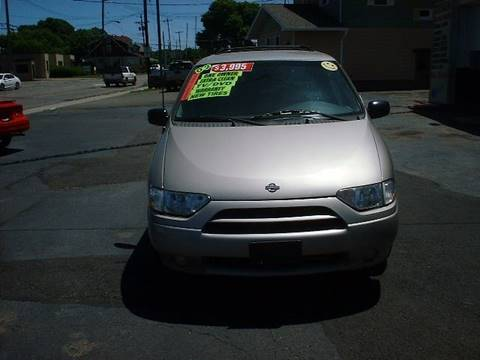 2002 Nissan Quest for sale at ATD of So NY, Inc. in Johnson City NY