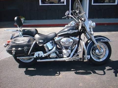 2003 Harley-Davidson Heritage for sale in Johnson City, NY