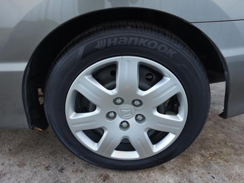 2008 HONDA CIVIC LX 2DR COUPE 5A gray tire pressure monitorwheel coversfront head air bagalarm