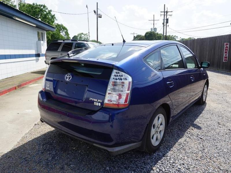 2008 TOYOTA PRIUS BASE 4DR HATCHBACK spectra blue aluminum wheelsbucket seatscloth seatsdriver