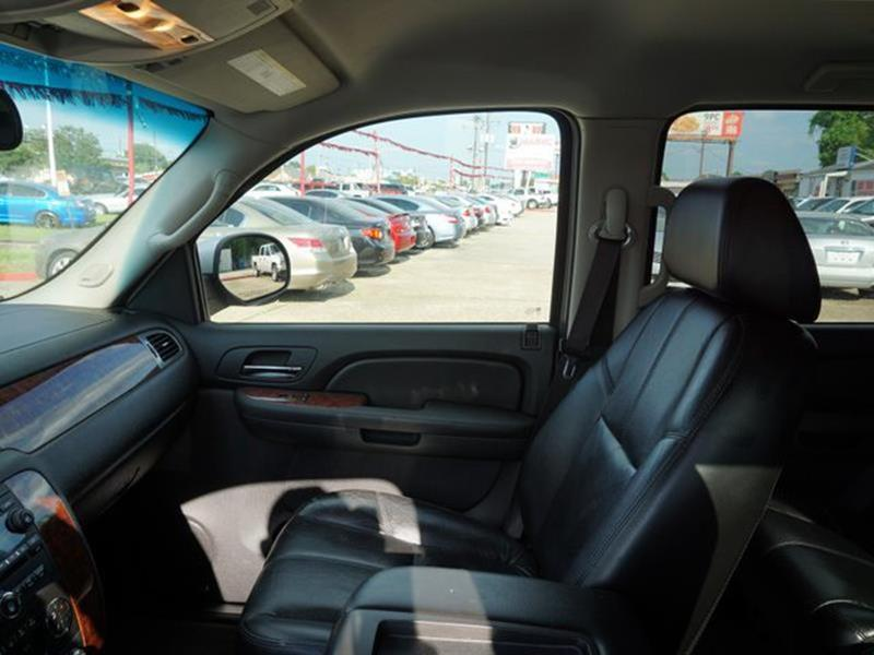 2007 CHEVROLET TAHOE LT 2WD gold mist metallic climate controlrear parking aiddriver air bagmu