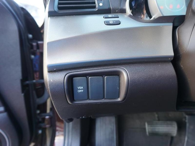 2009 ACURA TL TECH SH-AWD red amfm stereoauxiliary audio inputkeyless startback-up cameratra