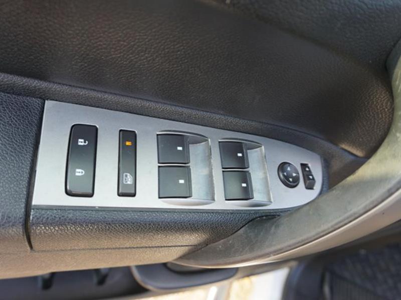 2011 CHEVROLET SILVERADO 1500 1500 LT 2WD 143WB black passenger air bag sensordriver illuminated