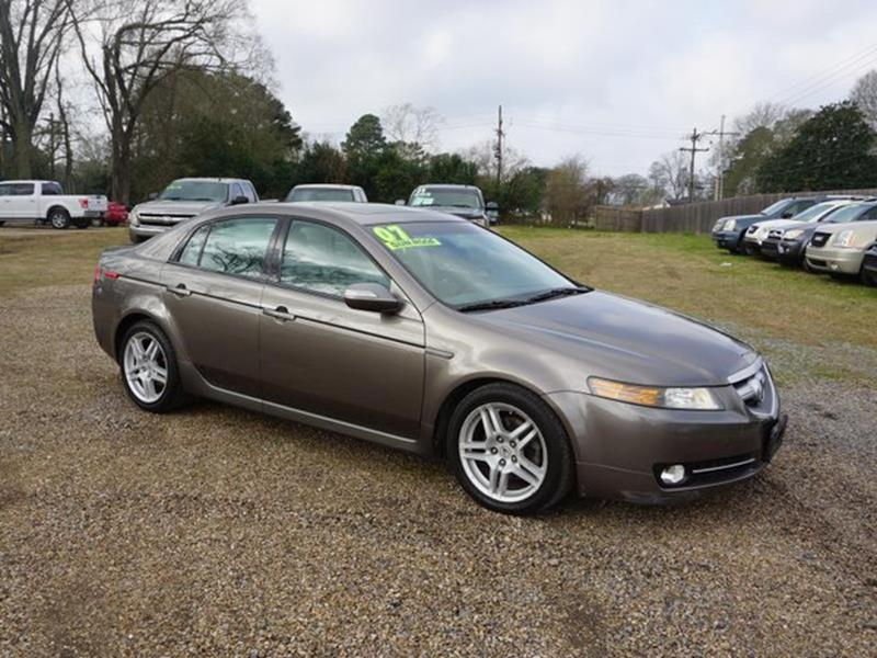 2007 ACURA TL AT NAVIGATION desert mist metallic driver air bagfront head air bagmulti-zone ac